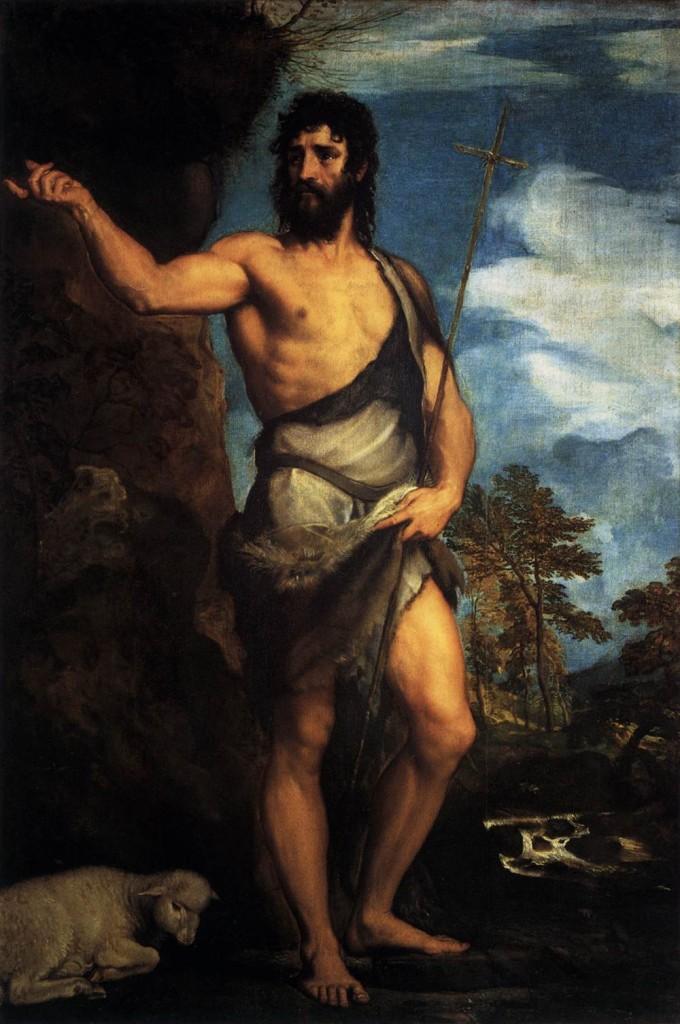 São João Batista, o Precursor do Messias