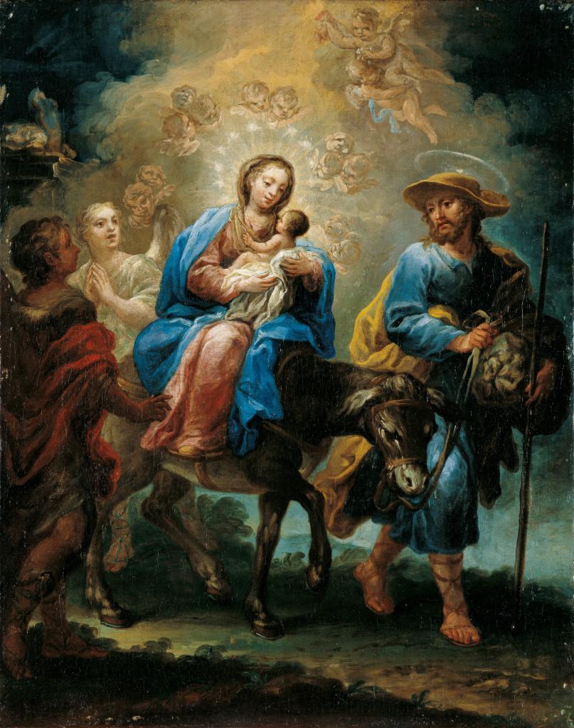Viagem de Maria e José