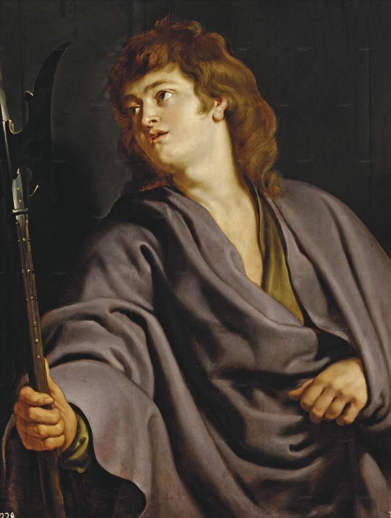São Mateus Apóstolo e Evangelista, protetor do Mês de Setembro