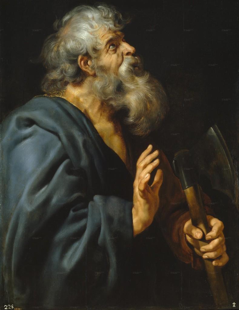 São Matias Apóstolo, protetor do Mês de Dezembro