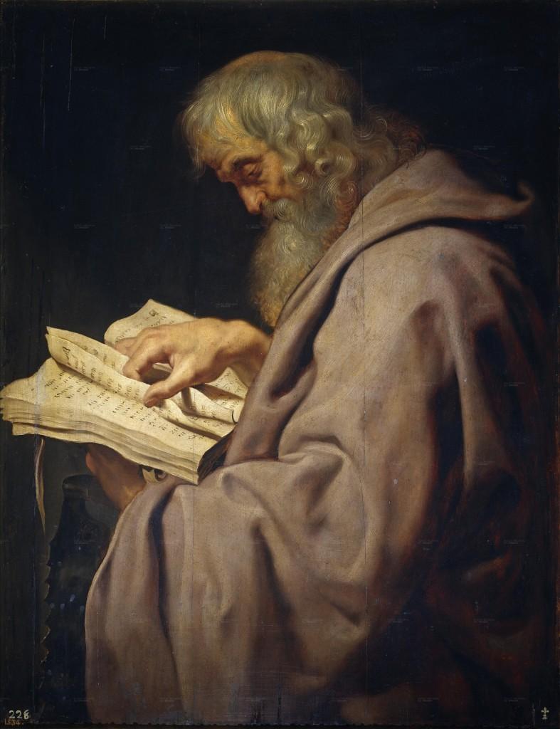 São Simão Apóstolo, protetor do Mês de Outubro