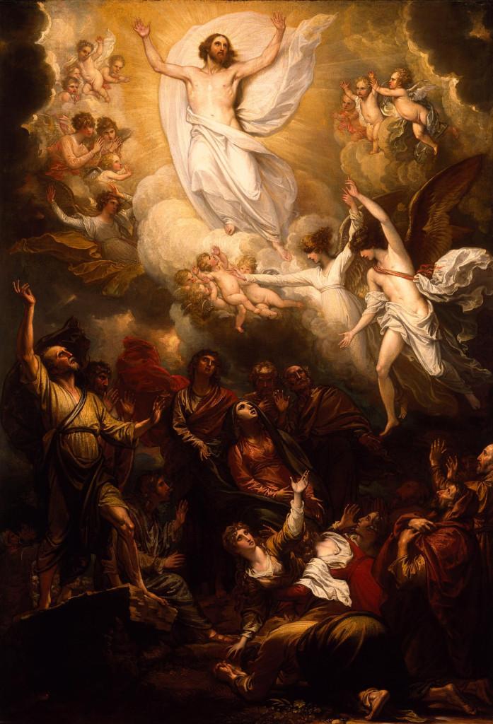 Ascensão de Jesus Cristo