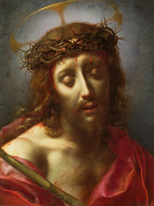 Cristo, Homem das Dores (Carlo Dolci)