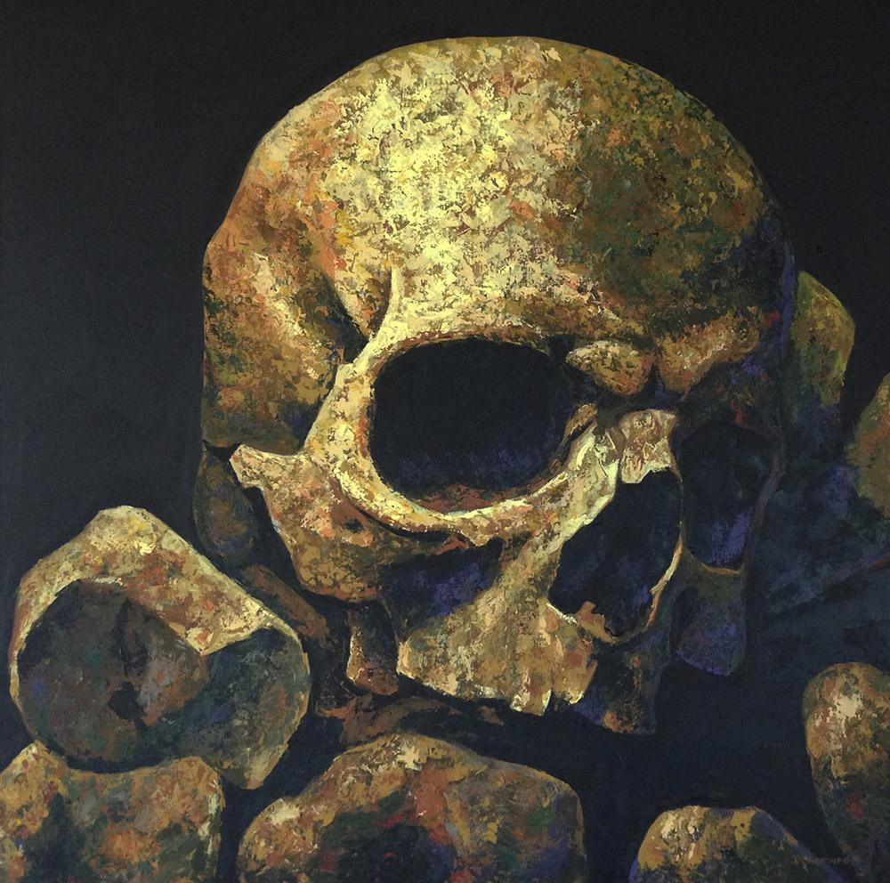A face da Morte (Face of Death de David Chomard)