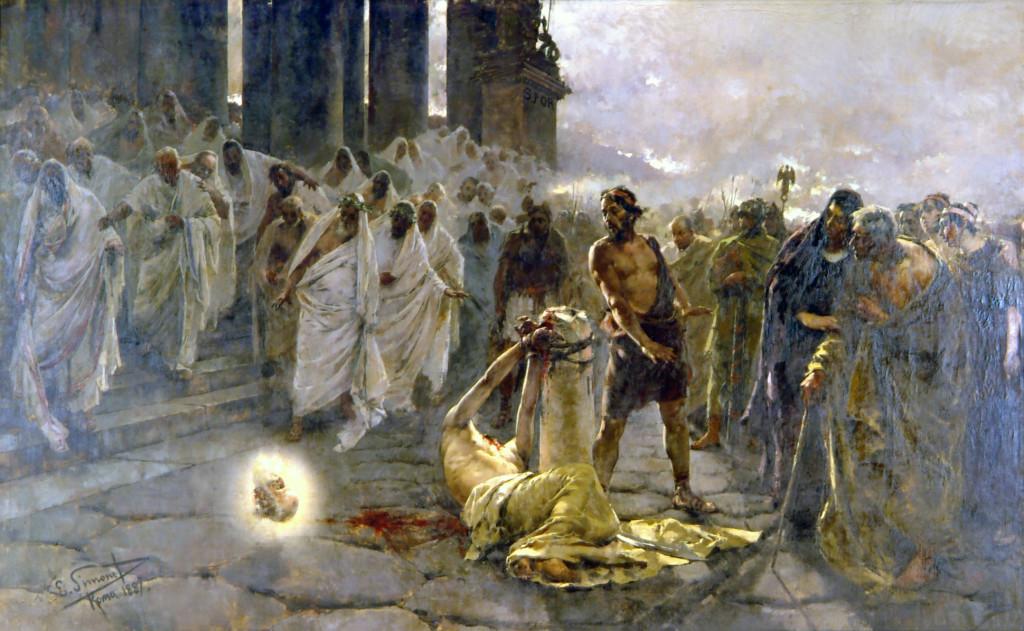 Decapitação do Apóstolo São Paulo