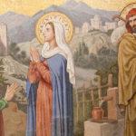 As Alegrias de Maria e Isabel. A Alegria do Espírito Santo