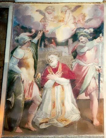 Martírio de São Aniceto