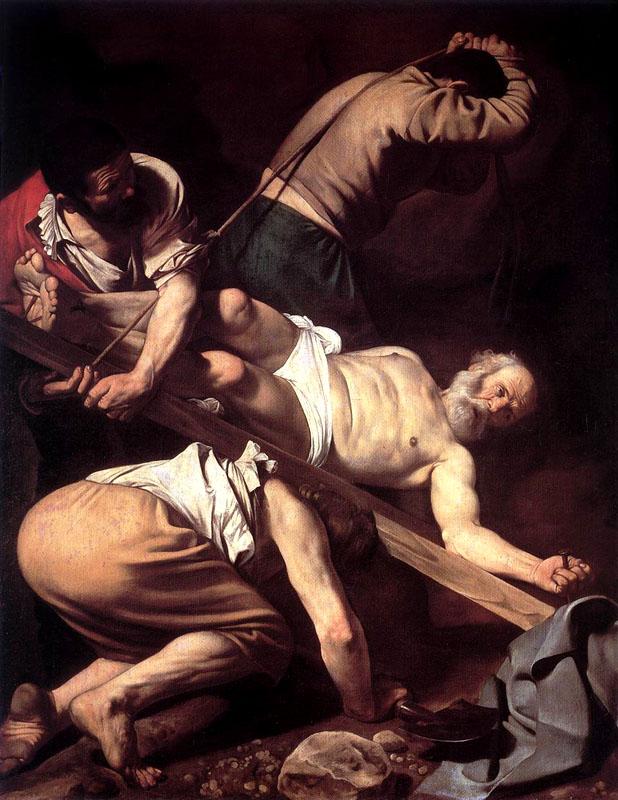 Crucificação de São Pedro (Caravaggio)