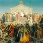 Felicidade de quem nasceu depois da Redenção e na Igreja Católica