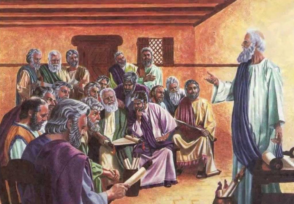 Primeiro Concílio em Jerusalém (ano 51)