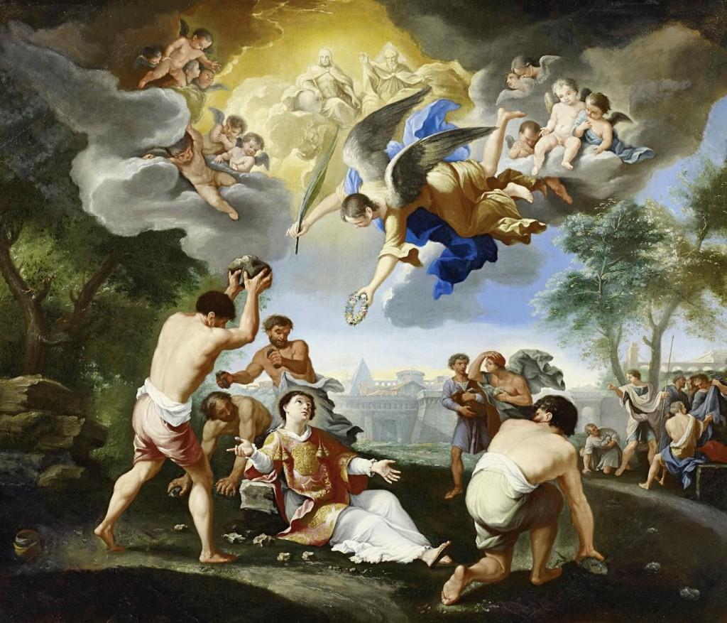 Martírio de Santo Estêvão, o primeiro cristão a morrer por causa da fé