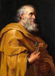 São Pedro, primeiro Sumo Pontífice