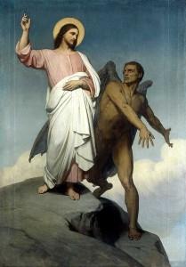 Tentações do demônio a Jesus Cristo