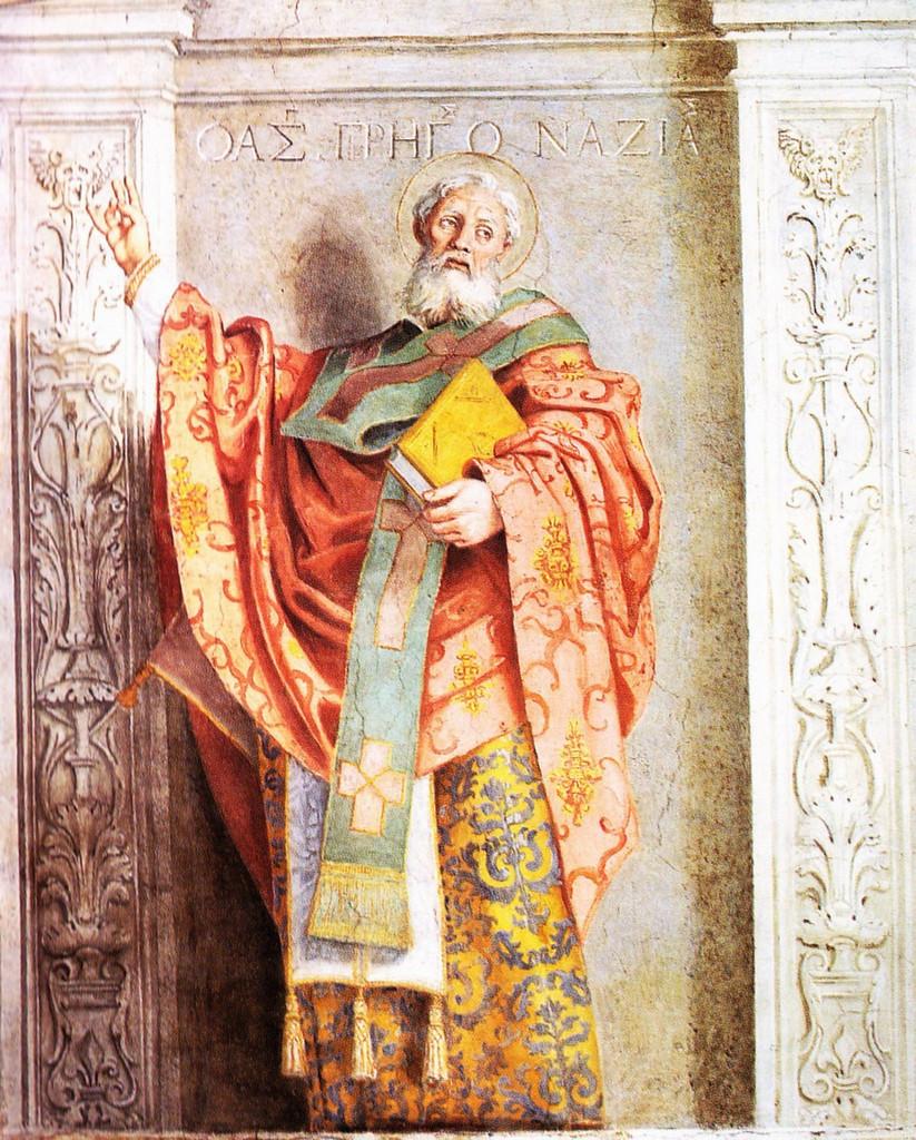 São Gregorio Nazianzeno