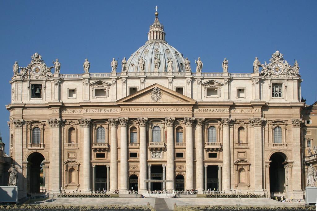 Basílica de São Pedro, Roma