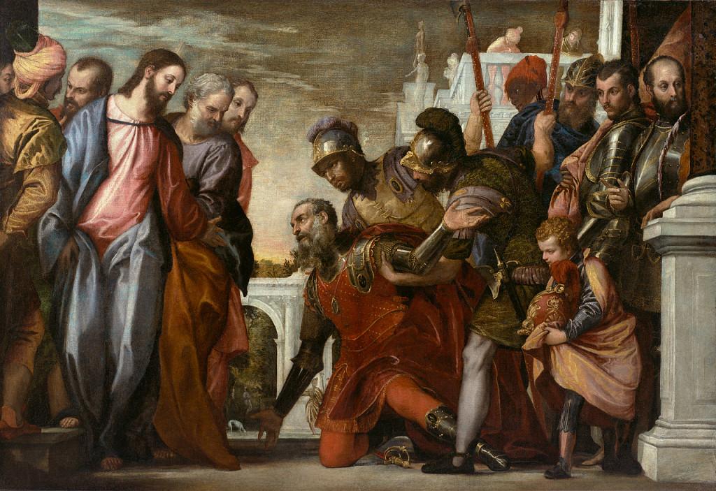 Jesus Cristo e o Centurião