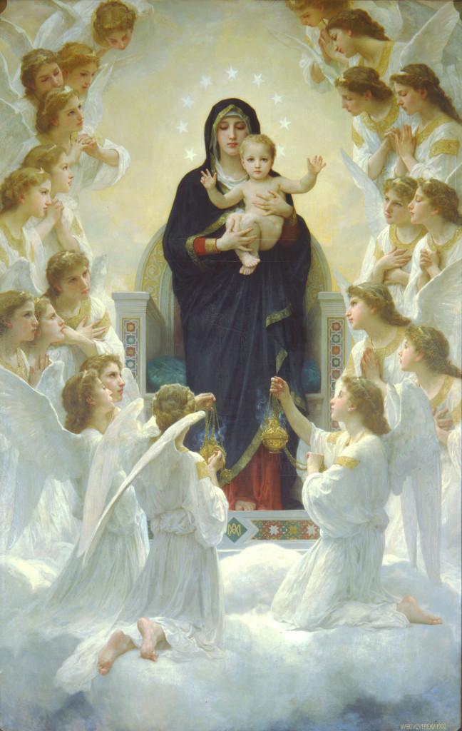 Salve Rainha, Mãe de Misericórdia!