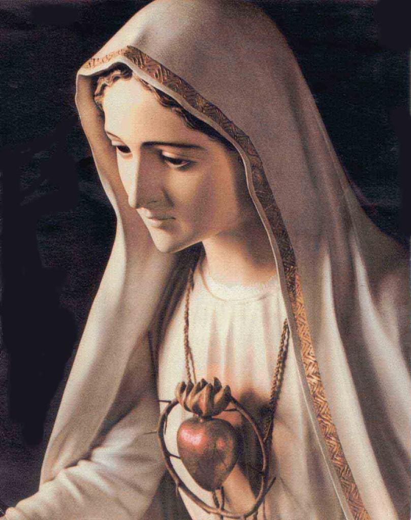 Nossa Rainha, modelo de fé