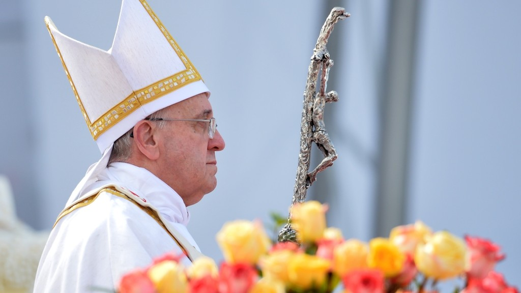Santo Padre, o Papa Francisco