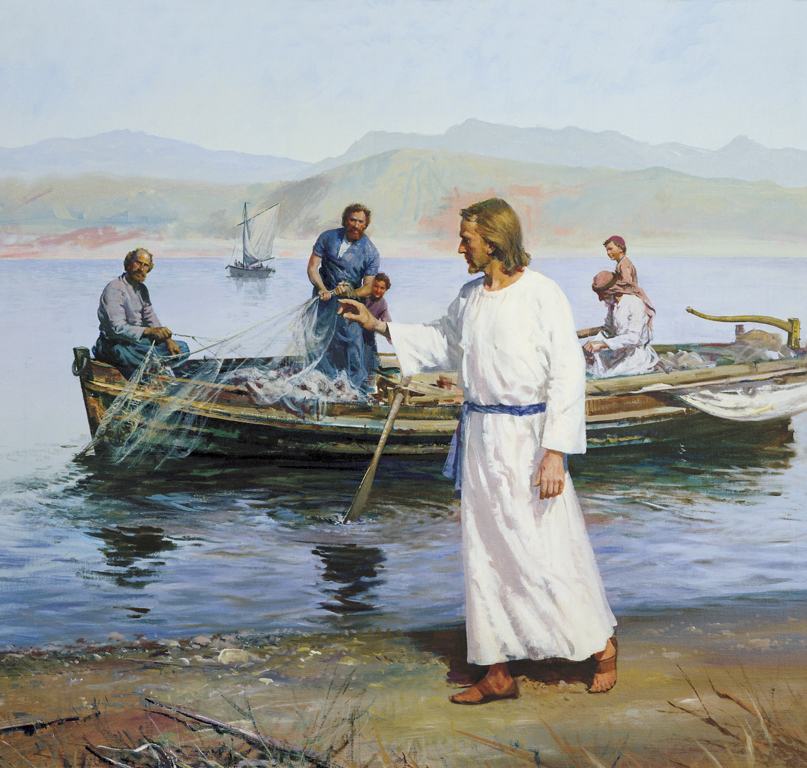 A pesca milagrosa
