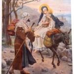 Segunda dor de Maria Santíssima – Fugida para o Egito