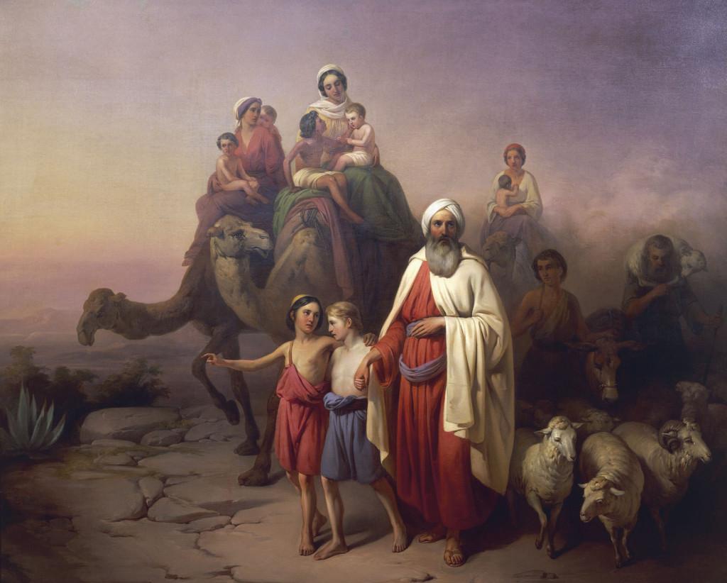 Marcha de Abraão (March of Abraham de Jozsef Molnar)