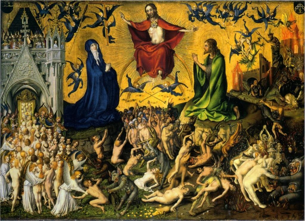 Juízo Final (Stefan Lochner 1435)