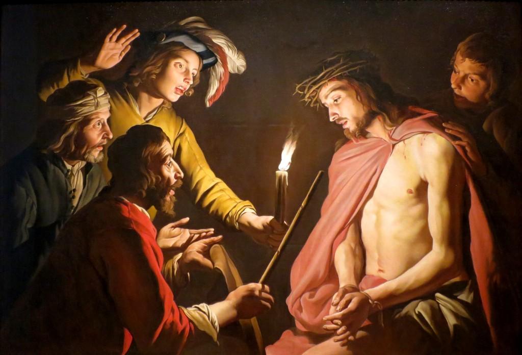 Coroação de Espinhos (Stom Matthias)