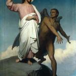 Jesus no deserto e as tentações das almas escolhidas