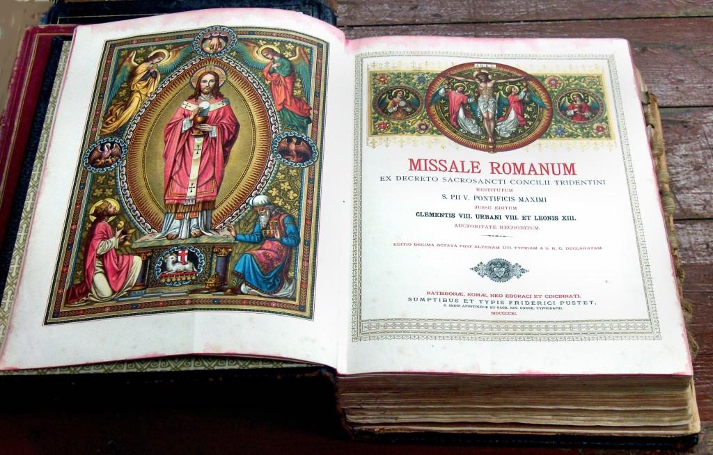Missal Romano de 1915
