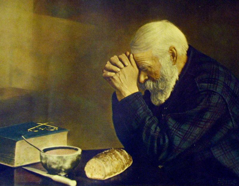 Oração, Esperança e Graça