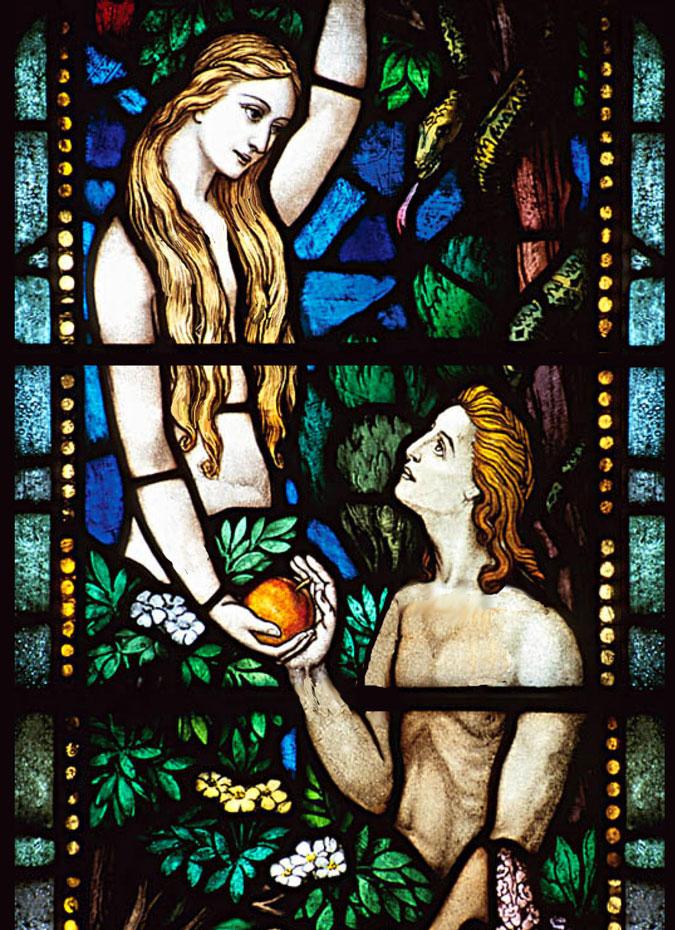 Pecado original Adão e Eva
