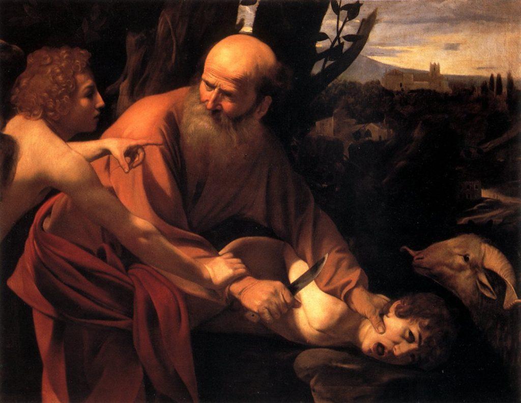 Sacrifício de Isaac (Caravaggio)