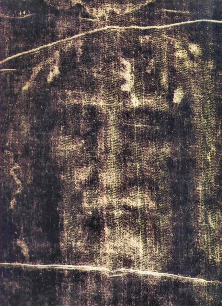 Santo Sudário, Sagrada Face de Nosso Senhor Jesus Cristo