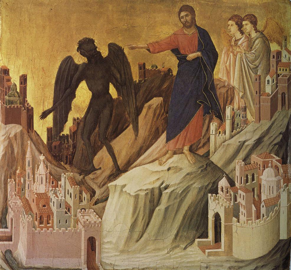 Tentação de Jesus na Montanha