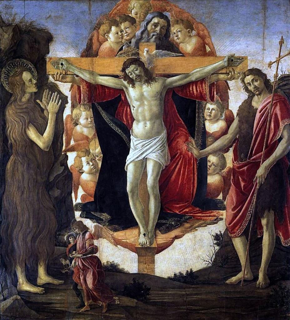 Trindade (Botticelli)