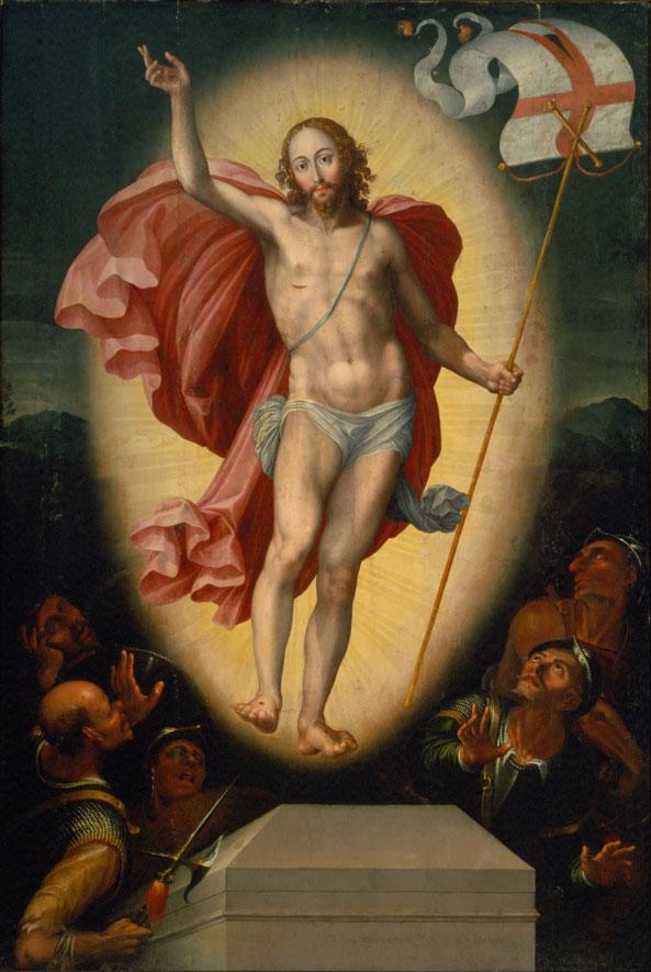 Ressurreição de Cristo (Alonzo López de Herrera)