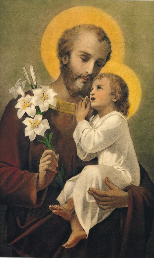 São José, Pai Nutrício do Menino Jesus