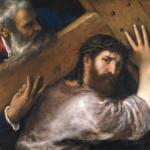 Jesus é condenado e vai ao Calvário