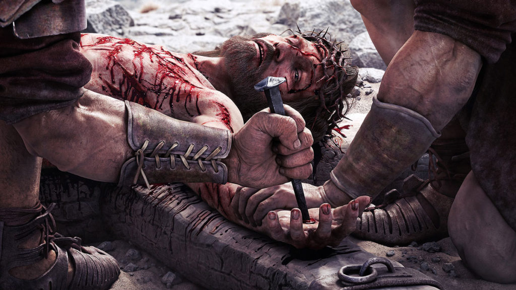Crucificação de Nosso Senhor Jesus Cristo