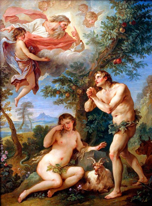 Expulsão de Adão e Eva do Paraíso