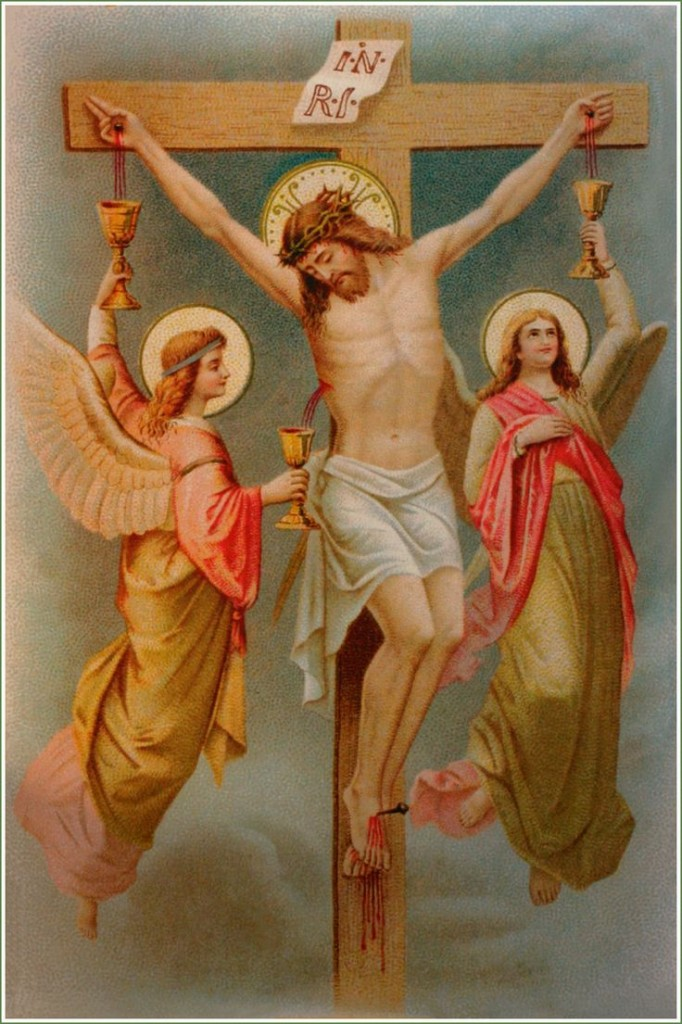 Precioso Sangue de Jesus