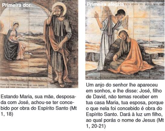 Primeira Dor e Alegria de São José