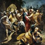 Jesus é preso, ligado e conduzido a Jerusalém
