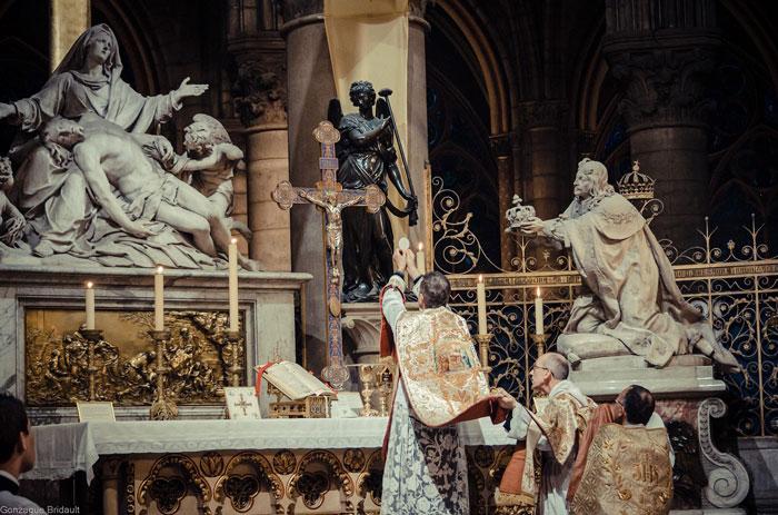Belezas da Igreja Católica: Rito Extraordinário da Missa