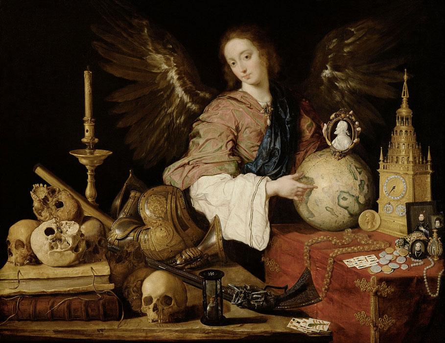 Antonio de Pereda, A Alegoria da Vida ou A Alegoria da Vaidade do Mundo, 1637