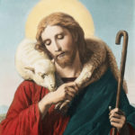 A ovelha perdida e o Pastor divino