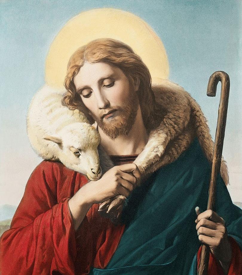 Jesus Divino Pastor