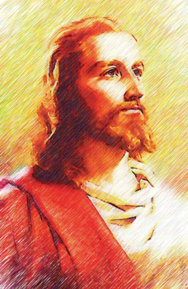 Jesus, luz para nossa alma