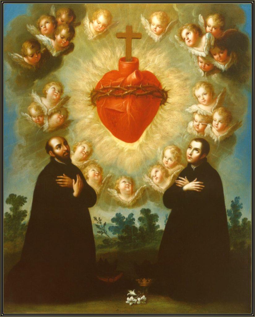Santo Inácio e o Sagrado Coração